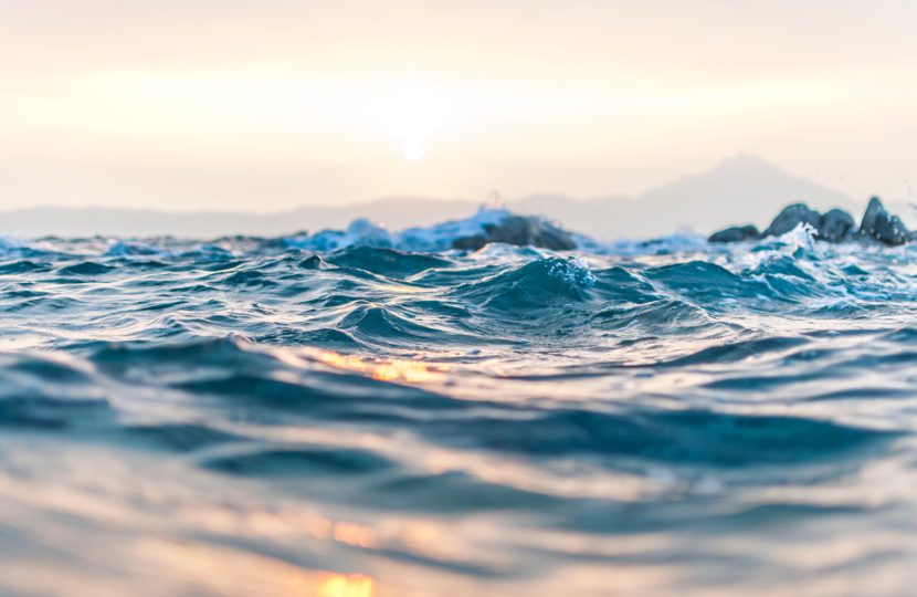 ocean-waves-at-sunset